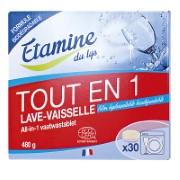 Etamine Du Lys All In One Dishwasher Tablets (30 tablets)