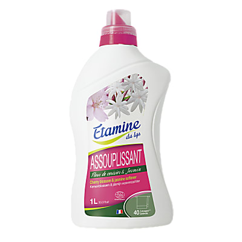 Etamine Du Lys Cherry Blossom & Jasmine Fabric Softener (40 washes)