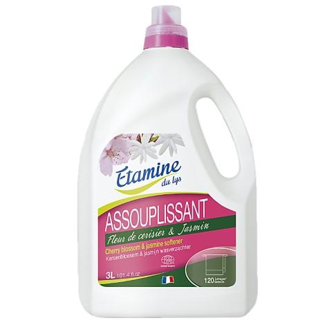 Etamine Du Lys Cherry Blossom & Jasmine Fabric Softener (120 washes)