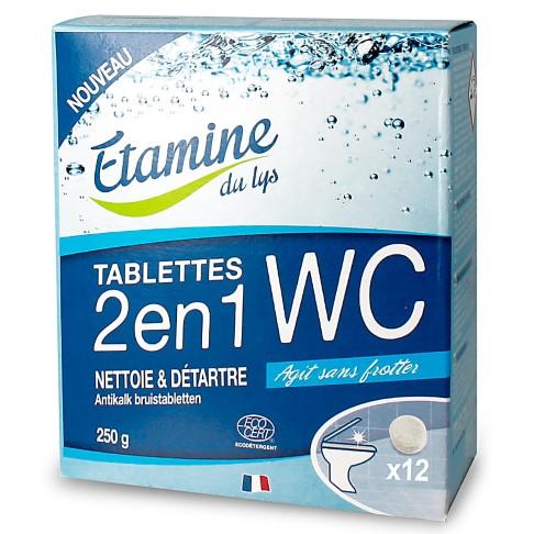 Etamine du Lys 2 in 1 Toilet Tabs