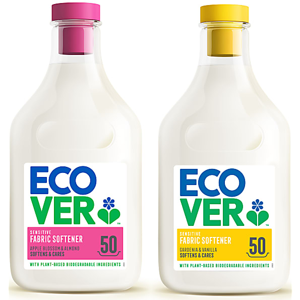 0c548893507 Ecover Fabric Conditioner - 50 washes