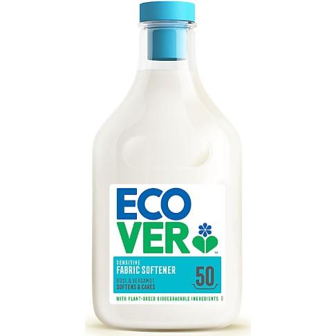 Ecover Fabric Softener Rose & Bergamot 1.5L