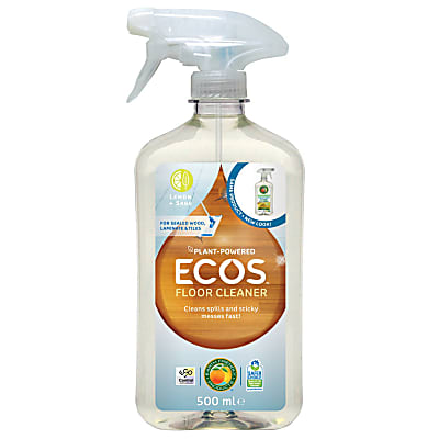 Earth Friendly ECOS Floor Cleaner