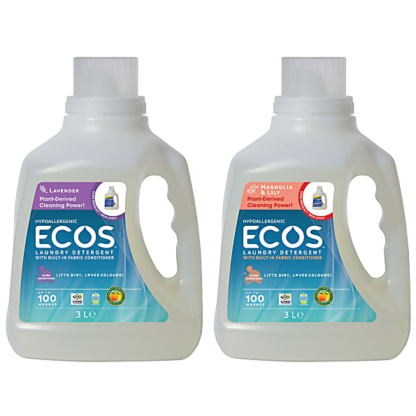 ce08fa03326 ECOS Earth Friendly Laundry Detergent (100 washes)