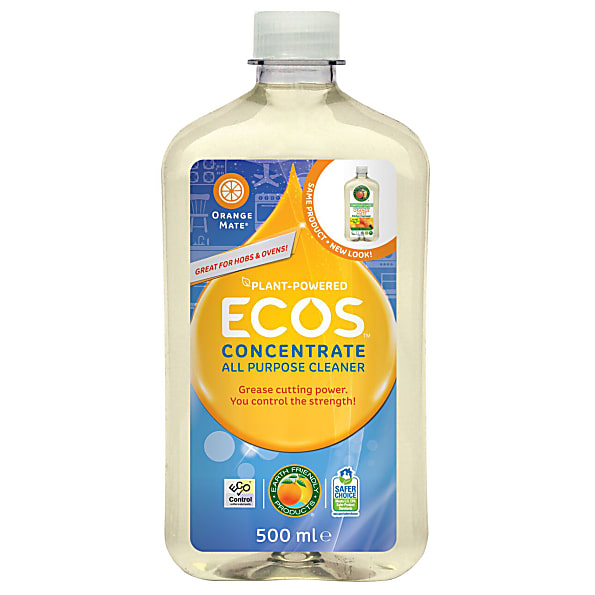 earth friendly ecos products concentrated orange mate kitchen degreaser - Kitchen Degreaser
