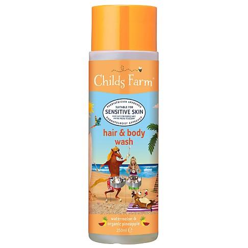 Childs Farm Watermelon & Organic Pineapple Hair & Body Wash