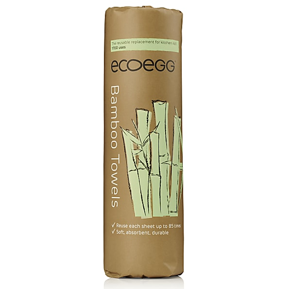 b68a8a70260f Eco Egg Bamboo Reusable Towels (up to 1700 uses)