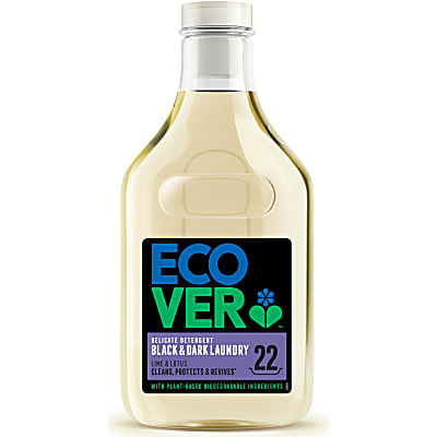Ecover Black and Dark Laundry Liquid - 1L (22 washes)
