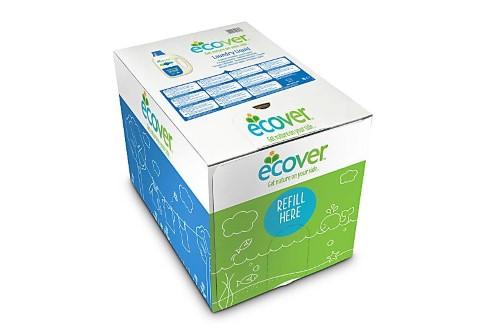 Ecover Non-Bio Laundry Liquid Refill 15L Bag in Box