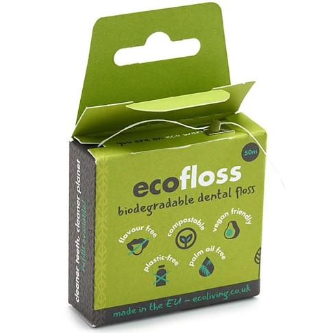 Eco Living Eco Floss - Plant-Based Vegan Dental Floss