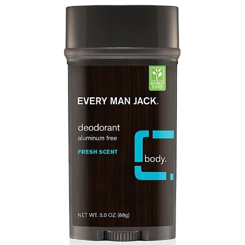 Every Man Jack Deodorant - Fresh Scent