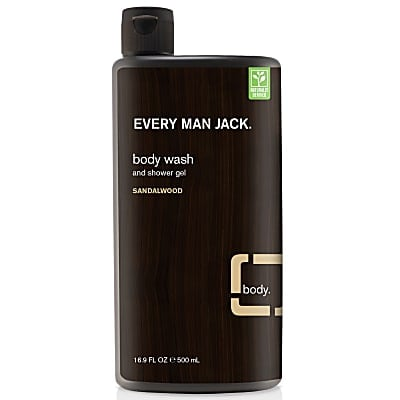 Every Man Jack Body Wash - Sandalwood