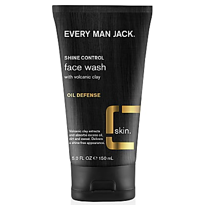 Every Man Jack Face Wash - Shine Control