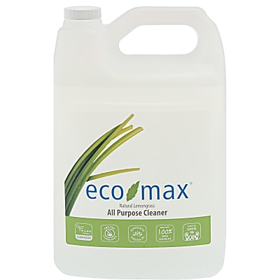 Eco-Max All Purpose Cleaner - Natural Lemongrass 4L