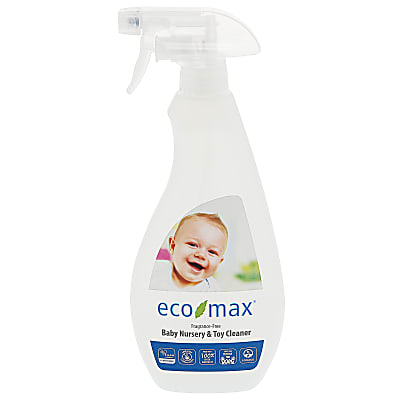 Eco-Max Baby Nursery & Toy Cleaner - Fragrance-Free 710ml