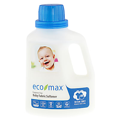 Eco-Max Baby Fabric Softener - Fragrance-Free