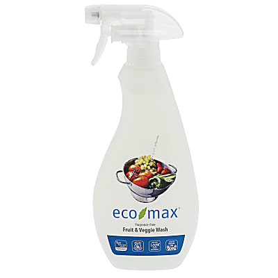 Eco-Max Fruit & Veggie Wash - Fragrance-Free 710ml