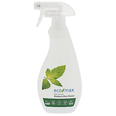 Eco-Max Window & Glass Cleaner - Natural Spearmint 710ml