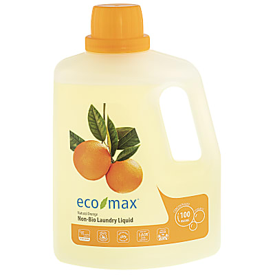Eco-Max Non-Bio Laundry Liquid - Natural Orange (100 washes)