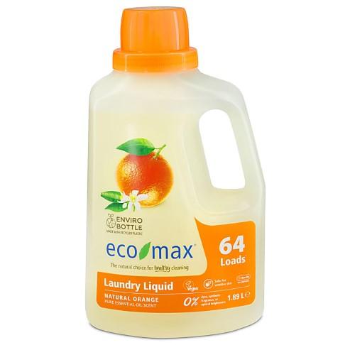 Eco-Max Non-Bio Laundry Liquid - Natural Orange (50 washes)