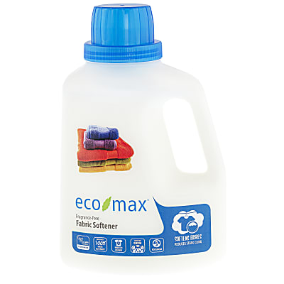 Eco-Max Fabric Softener - Fragrance-Free