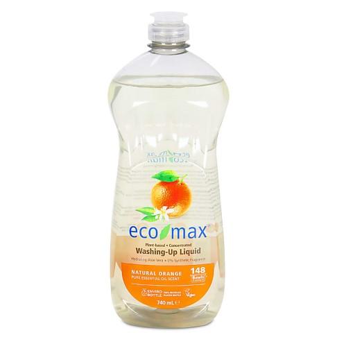 Eco-Max Washing-Up Liquid - Natural Orange