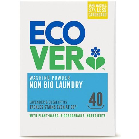 Ecover Non-Bio Washing Powder - 3kg (40 washes)