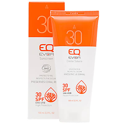 EQ EVOA Organic Sunscreen SPF30