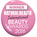 Natural Health Beauty Awards 2016 Winner