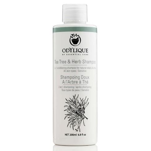Odylique by Essential Care Tea Tree & Herb Shampoo