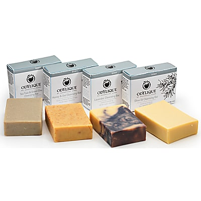 Odylique by Essential Care Cleansing Bars