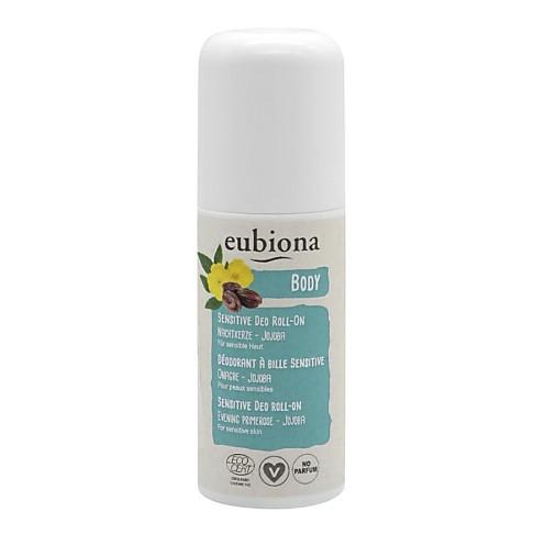 Eubiona Roll-On Deodorant Sensitive