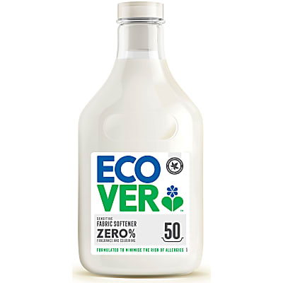 Ecover ZERO - Sensitive Fabric Softener  1.5L