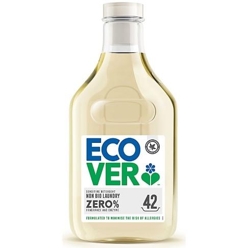 Ecover ZERO - Sensitive Non-Bio Laundry Liquid (42 washes)