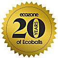 Ecoballs 20 years logo