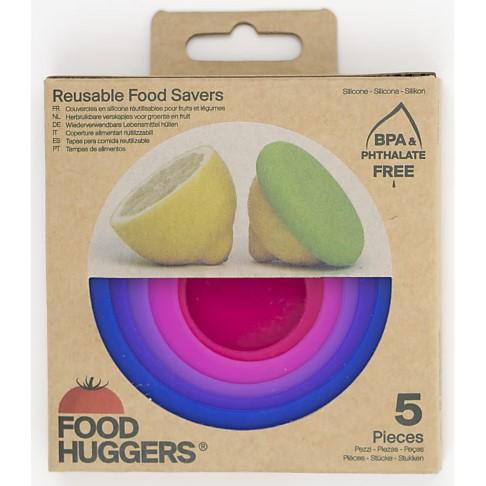 Food Huggers® Bright Berry (set of 5)