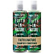 Faith in Nature Aloe Vera Banded Shampoo & Conditioner