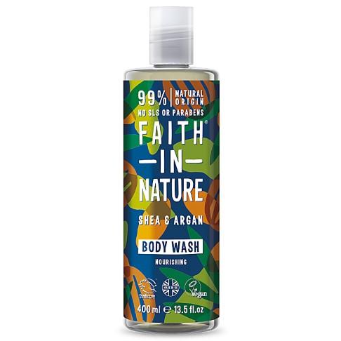 Faith in Nature Shea & Argan Body Wash