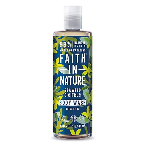 Faith in Nature Seaweed & Citrus Body Wash