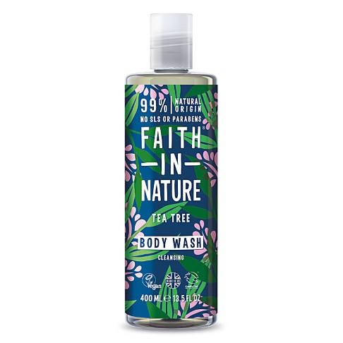 Faith in Nature Tea Tree Body Wash
