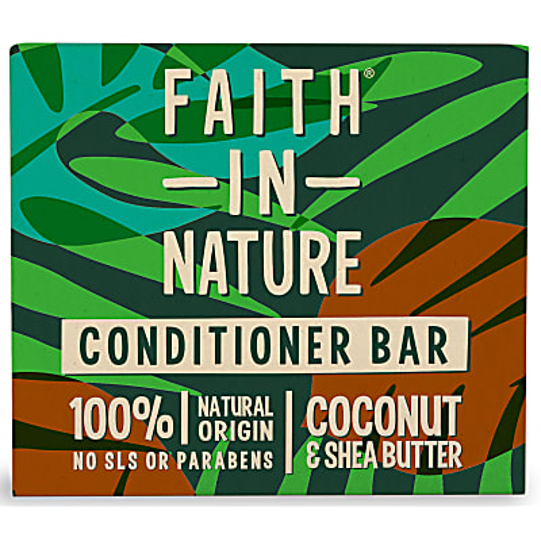 Faith in Nature Coconut & Shea Conditioner Bar