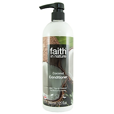 Faith in Nature Coconut Conditioner - 740ml