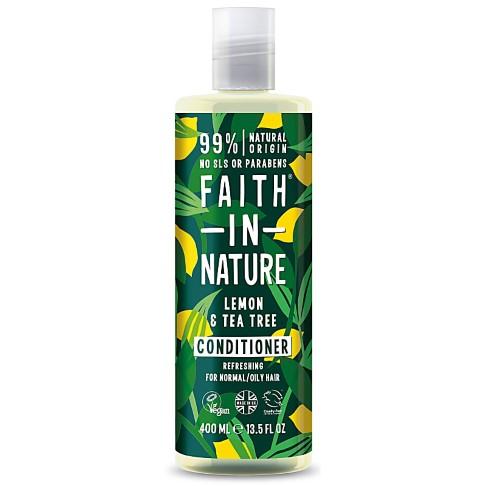 Faith in Nature Lemon & Tea Tree Conditioner