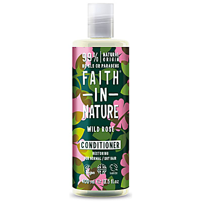 Faith in Nature Wild Rose Conditioner