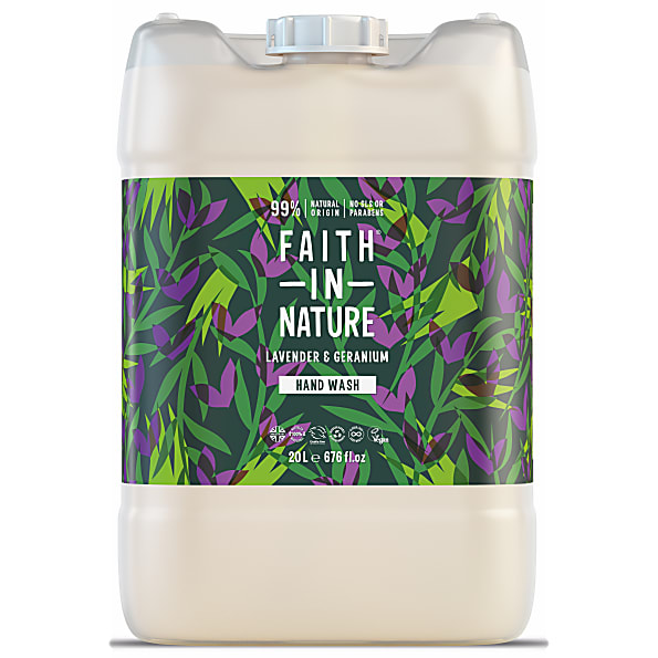 Faith in Nature Hand Cream, Lavender