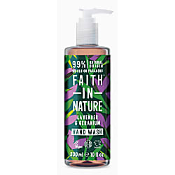 Faith in Nature Lavender & Geranium Handwash
