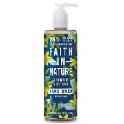 Faith in Nature Seaweed & Citrus Hand Wash, 400ml
