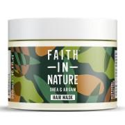 Faith in Nature Shea & Argan Nourishing Hair Mask