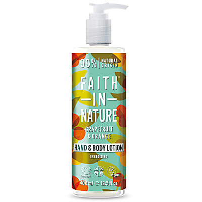 Faith in Nature Grapefruit & Orange Hand and Body Lotion