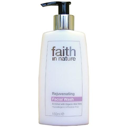 Faith In Nature Rejuvenating Facial Wash